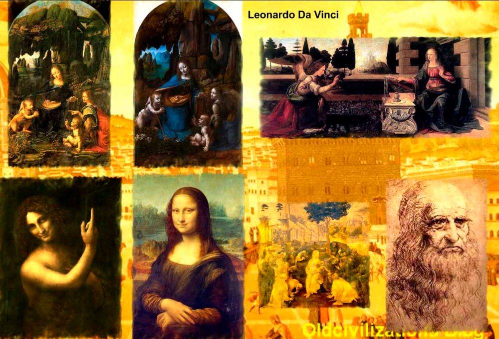 Mensajes ocultos en el arte pictórico (5/6)