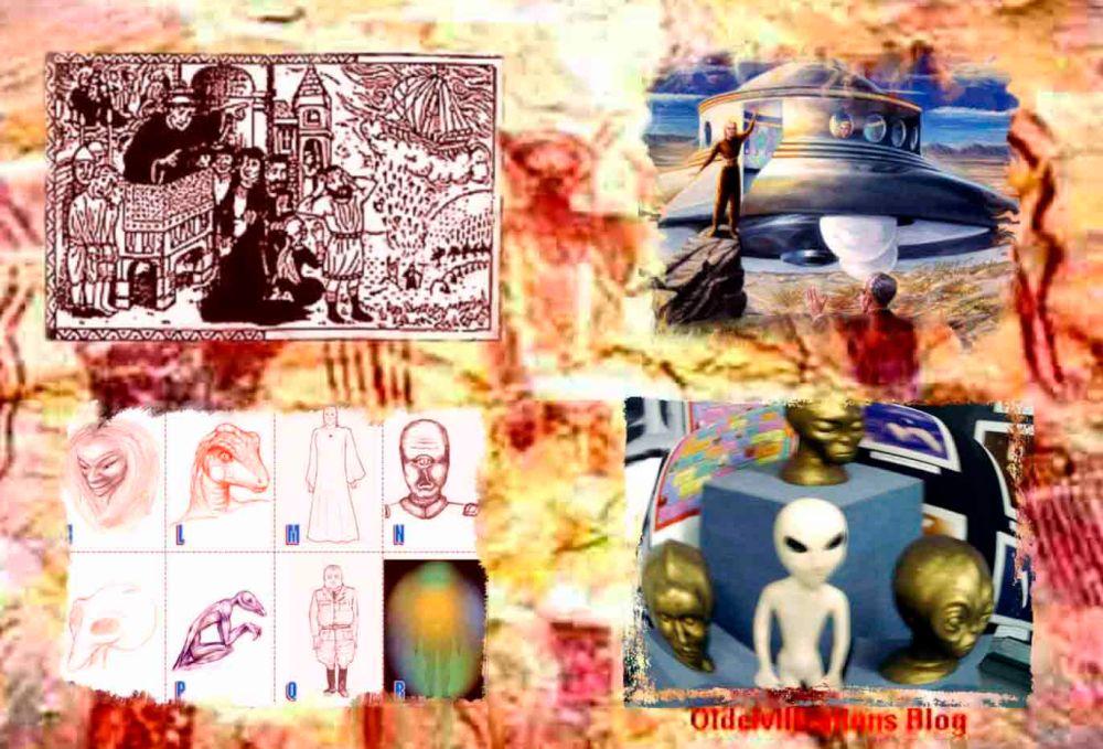 Las posibles vinculaciones extraterrestres de la especie humana  (4/6)