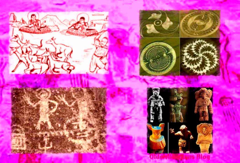 Las posibles vinculaciones extraterrestres de la especie humana  (1/6)