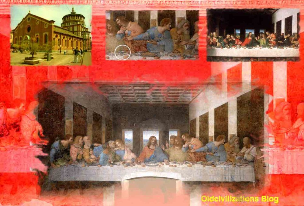 Las obras de Leonardo da Vinci, ¿escondían un código secreto? (2/6)