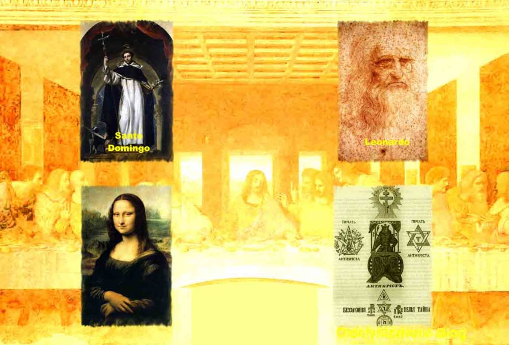 Las obras de Leonardo da Vinci, ¿escondían un código secreto? (1/6)