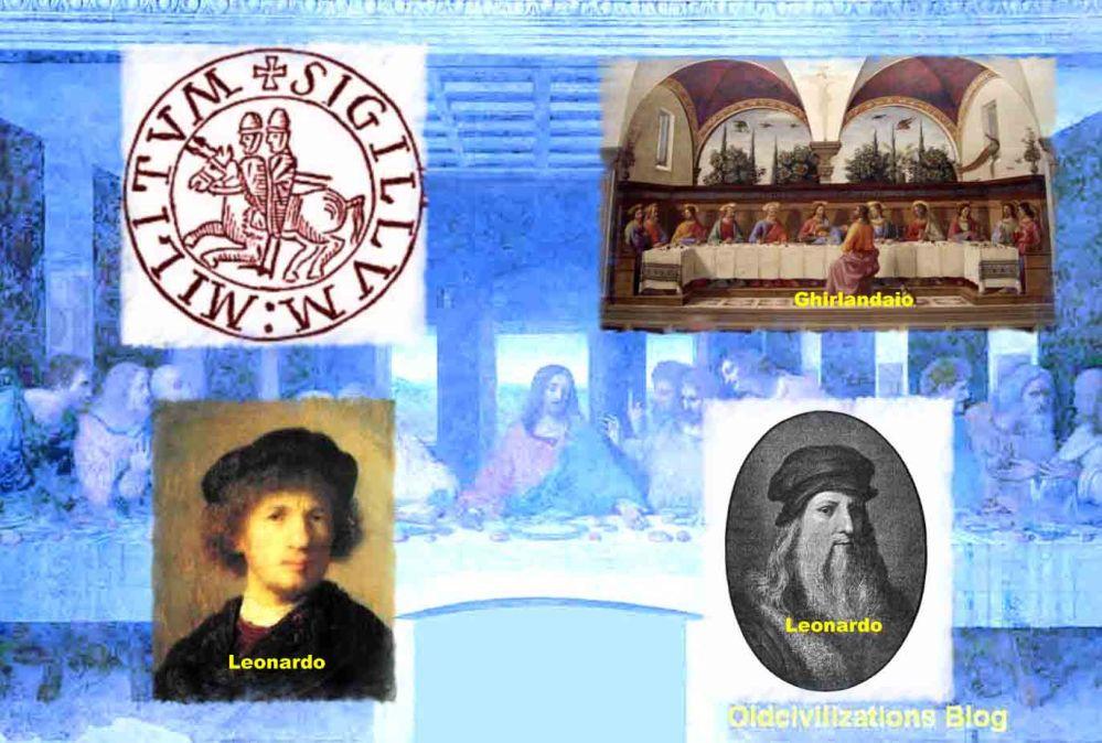 Las obras de Leonardo da Vinci, ¿escondían un código secreto? (5/6)