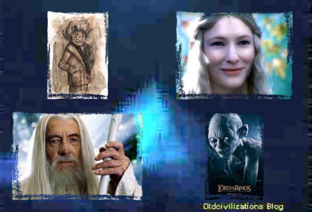 ¿Sabía Tolkien que seres extraños y mágicos habían existido en nuestro mundo? (1/6)