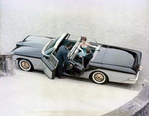 Scimitar (1959)  Old Concept Cars