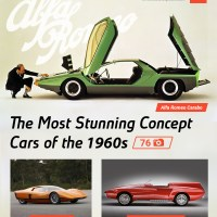 The Most Stunning Concept Cars of the 1960s