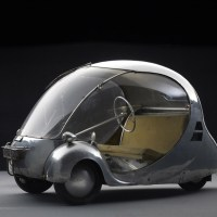 Paul Arzens L'Oeuf Electrique (1942): The Electric Egg