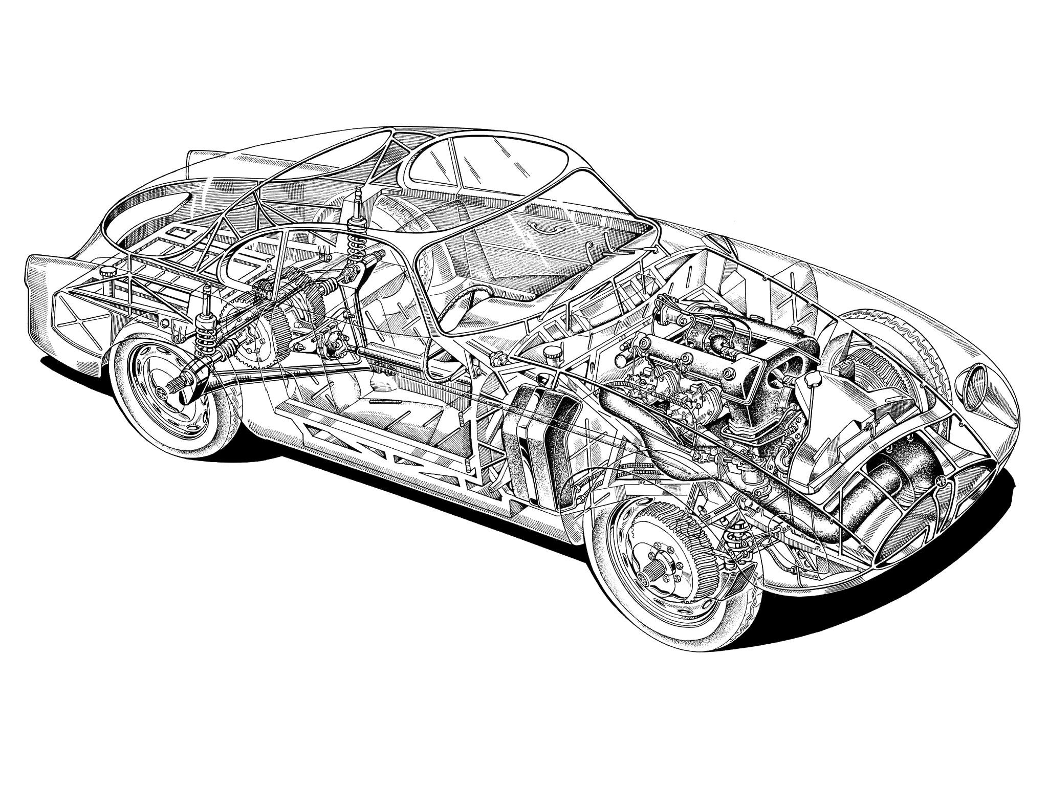 Alfa Romeo Sportiva Coupe