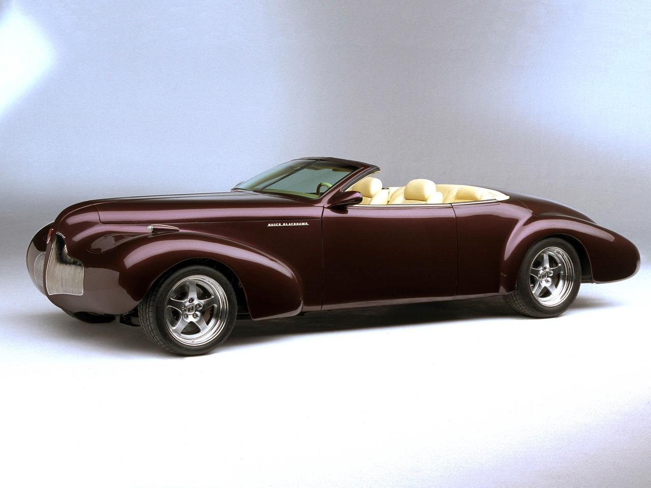 hight resolution of buick blackhawk 2000