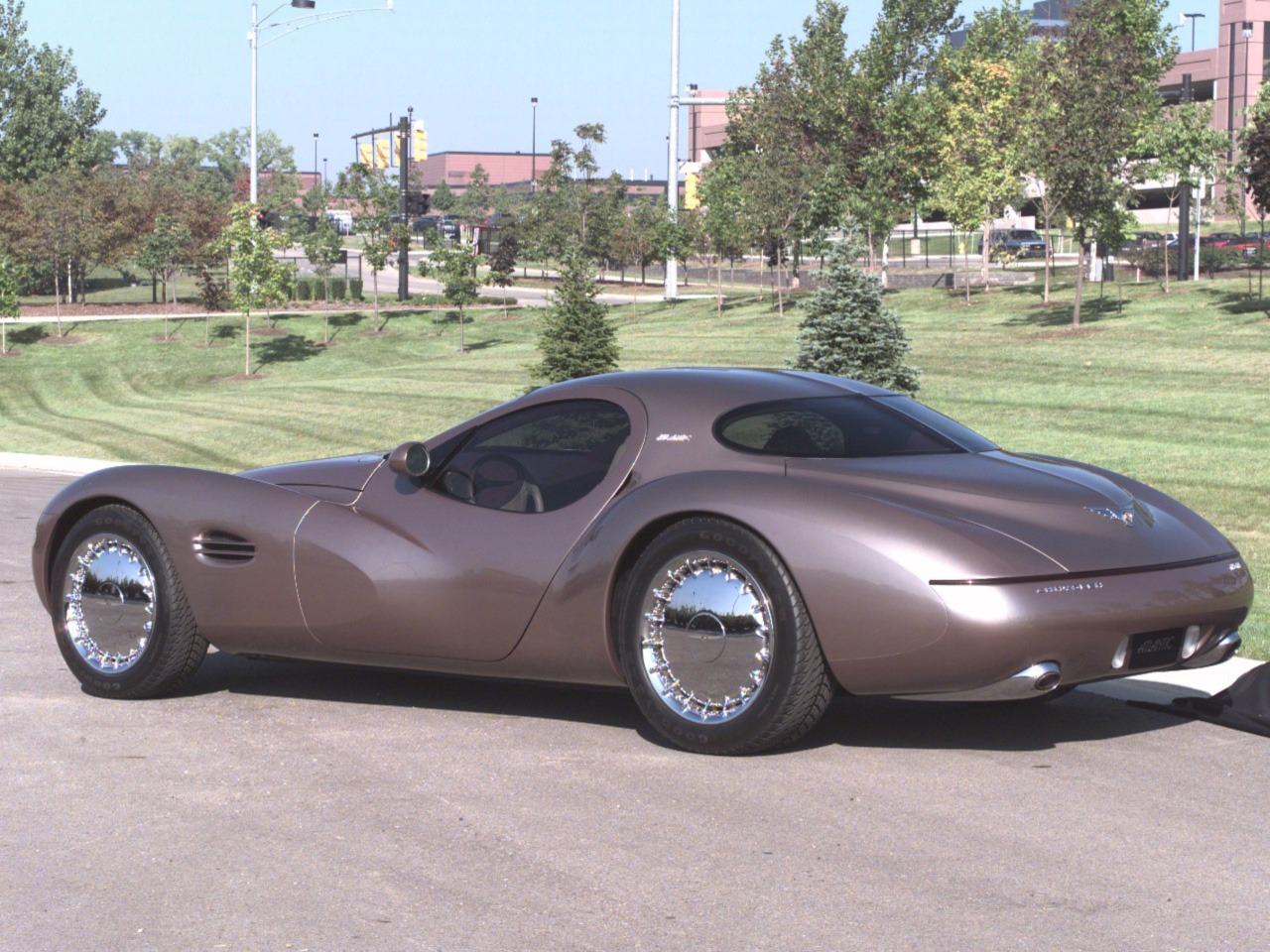 Chrysler Atlantic Concept 1995 Old Concept Cars