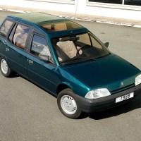 Citroën AX Van Evasion Prototype by Heuliez (1988)