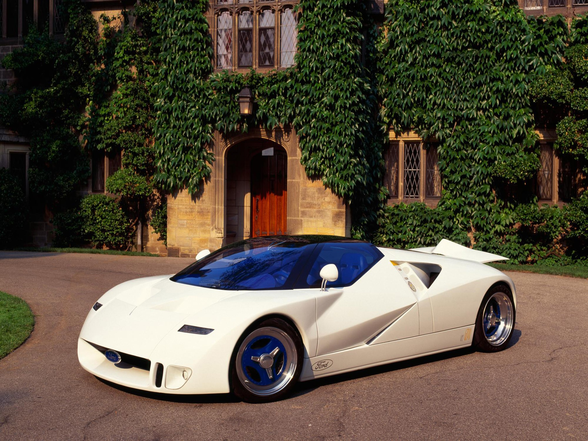 Best Looking Car Wallpaper Ford Gt90 Concept 1995 Old Concept Cars