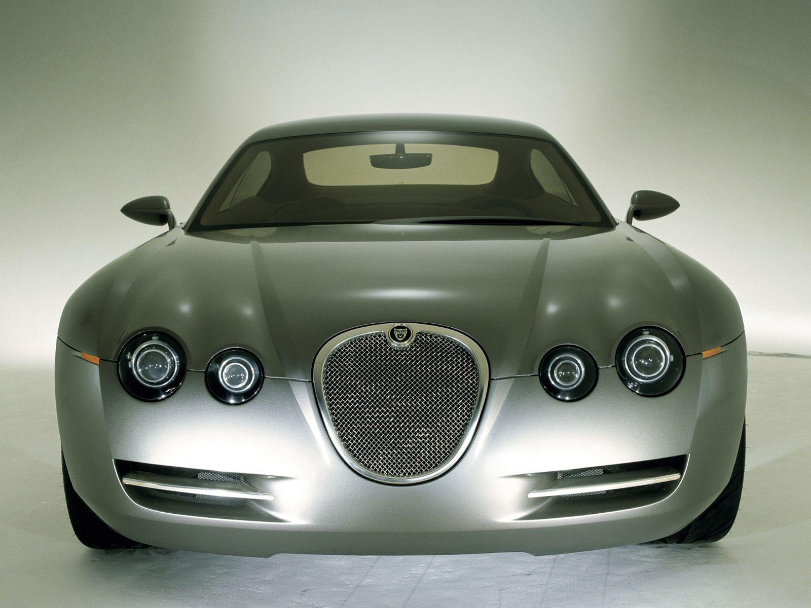 Jaguar R Coupe Concept 2001 Old Concept Cars