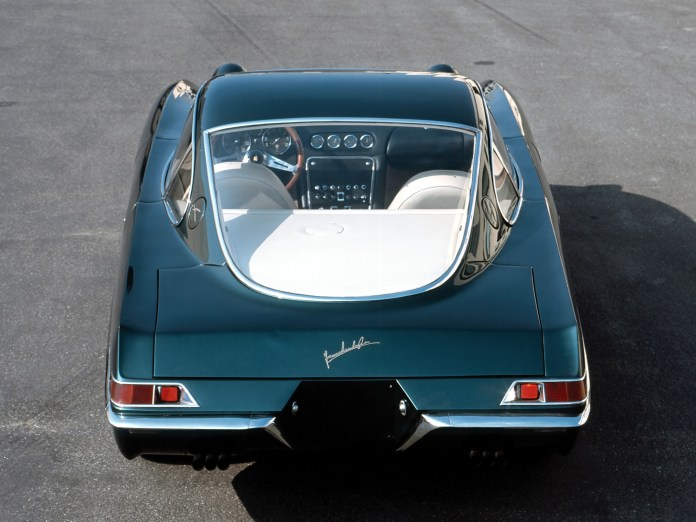 the most stunning concept cars of the 1960s – old concept cars