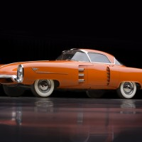Lincoln Indianapolis Concept by Boano (1955)