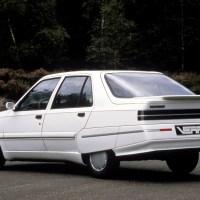 Peugeot Vera Profil (1985)