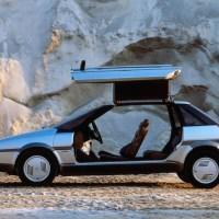 Renault Gabbiano Concept (1983)