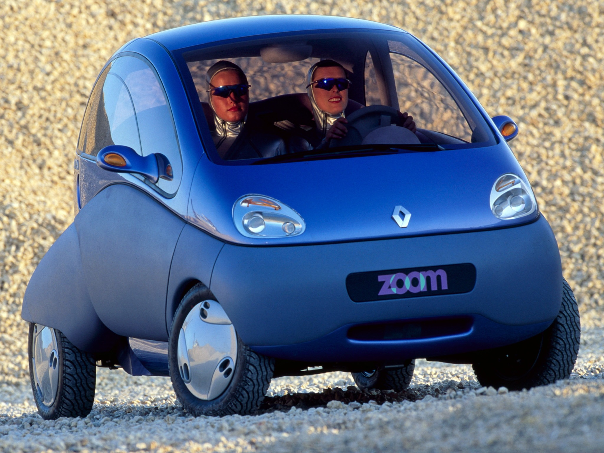 Renault Zoom Concept 1992 Old Concept Cars