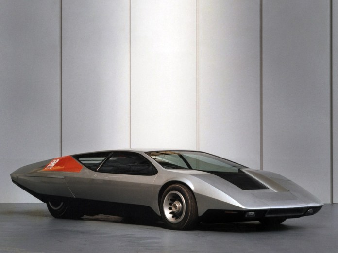 vauxhall srv concept (1970) – old concept cars