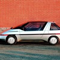 Volkswagen Orbit Concept (1986)