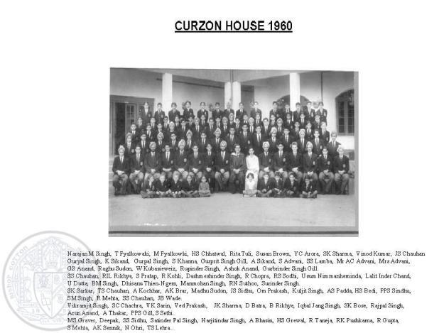 CURZON HOUSE 60
