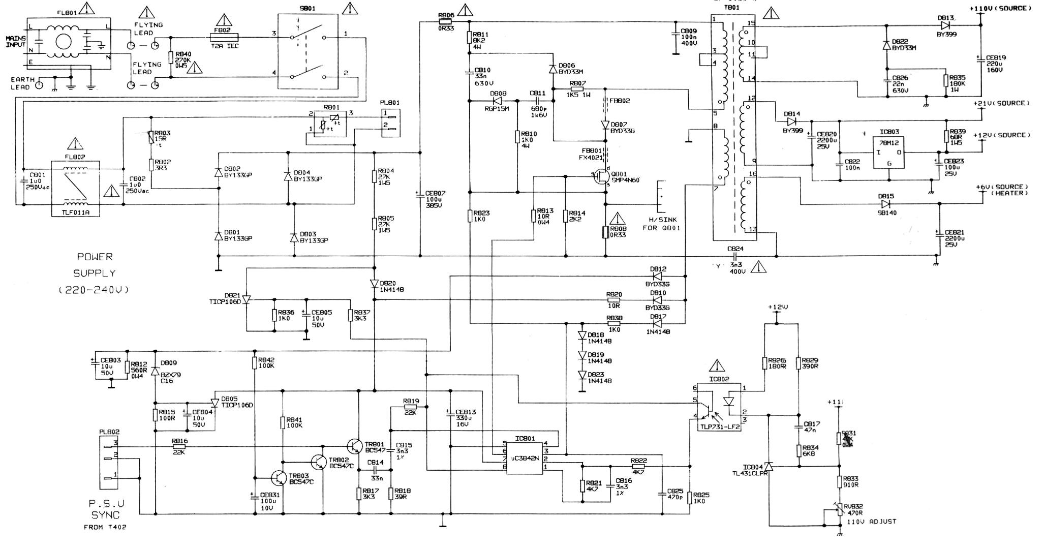 Amstrad 14M28 Monitor