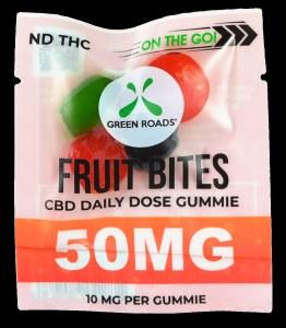 Green Roads CBD Fruit Bites