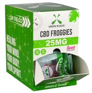 Green Roads Froggies 30-pack