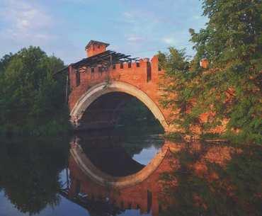 Куда съездить в выходные: Усадьба Марфино