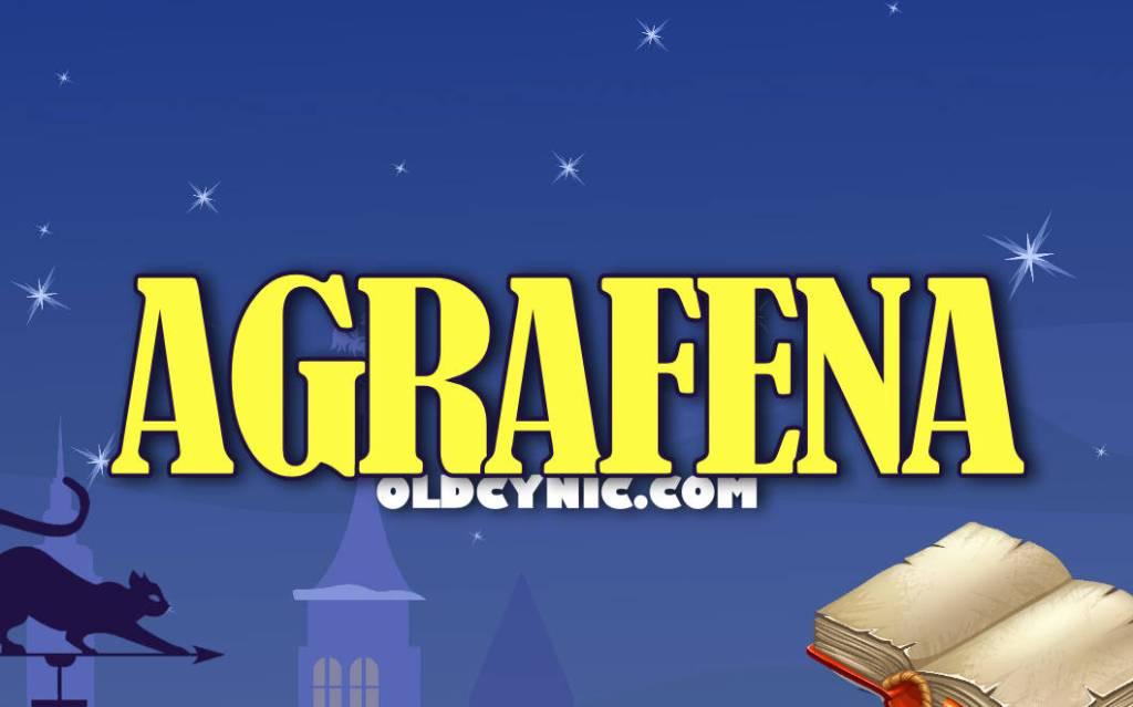Graphic: Tower Of Magic Agrafena