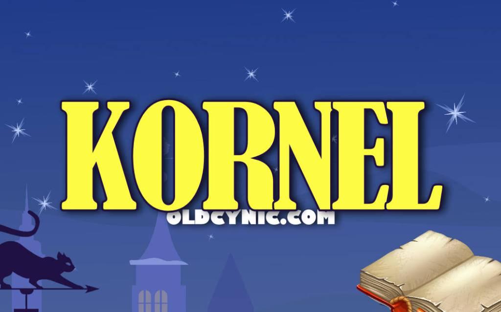 Graphic: Tower Of Magic Hero Kornel