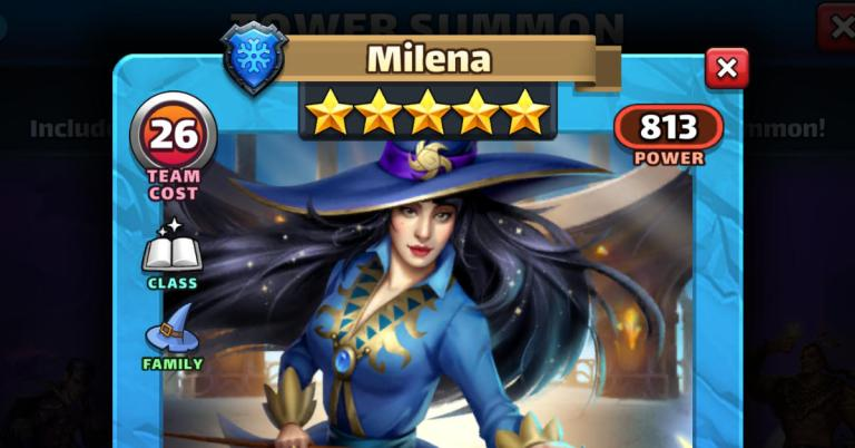 How Good is Milena? Empires and Puzzles Magic Review