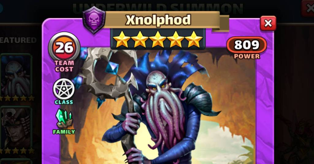 Xnolphod Empires and Puzzles FEAT