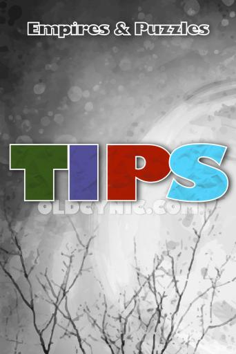 Empires and Puzzles Tips Blogger