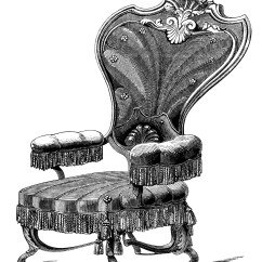 Chair Design Antique Stool Price List Chairs Free Clip Art Engravings Old