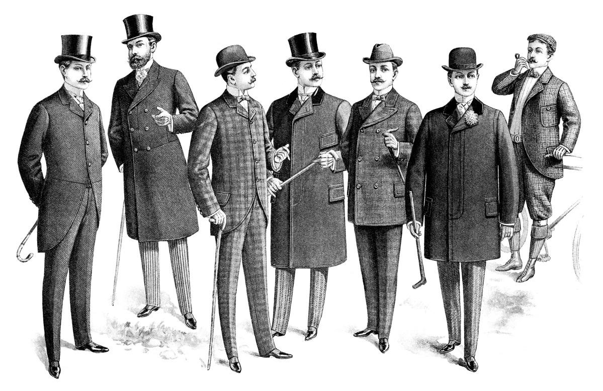 Vintage Clothing Catalogue 108