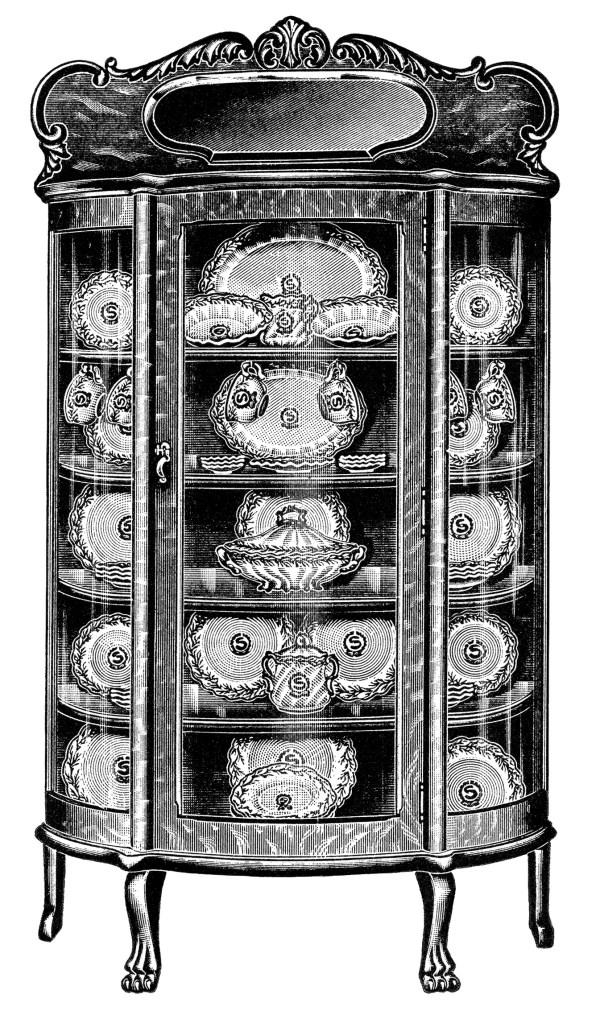 Beautiful China Cabinets Design