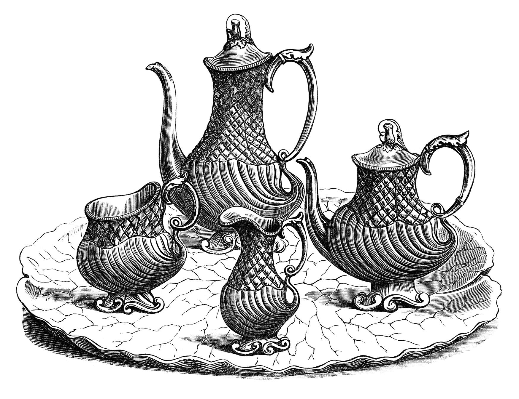 Tea And Coffee Service