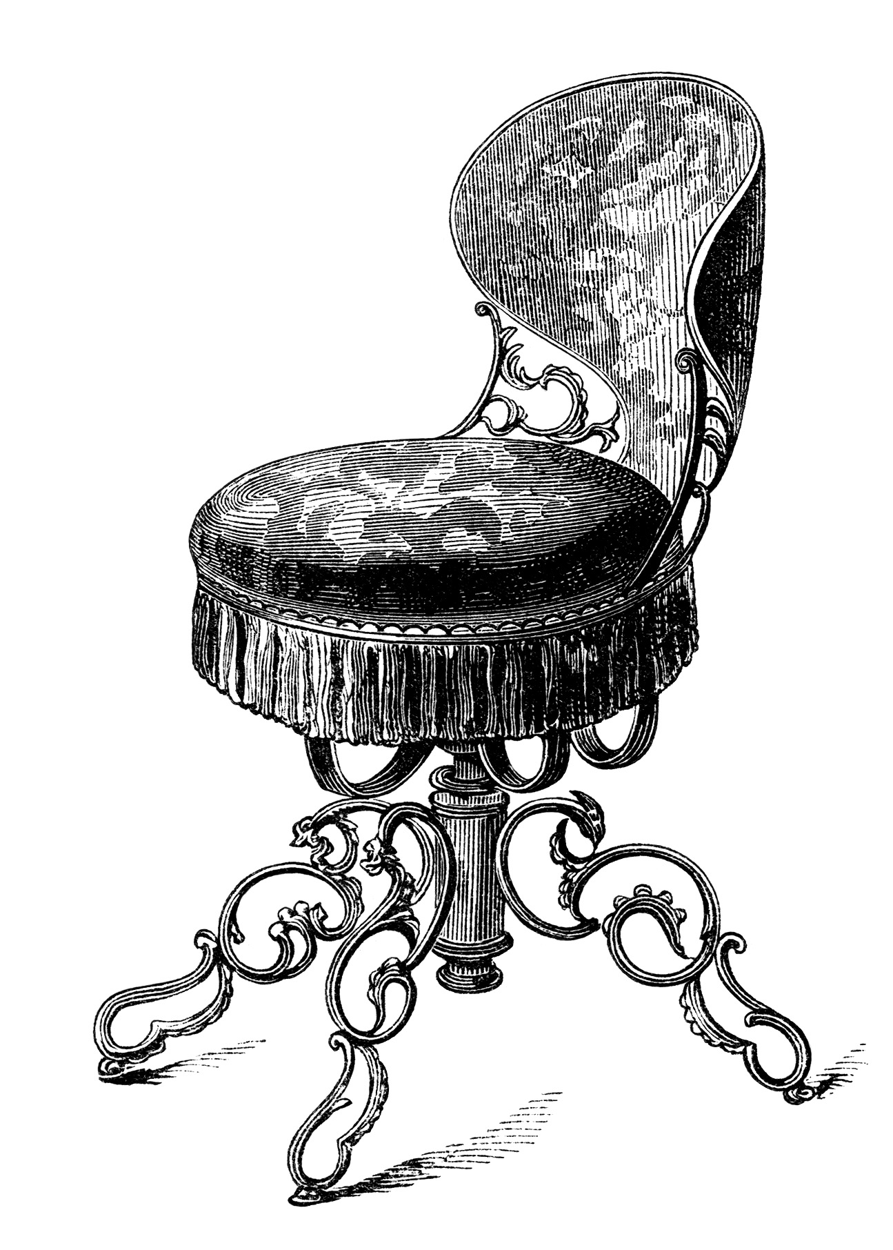 Music Chair Antique Music Chairs Free Clip Art Images Old Design