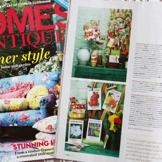 Homes & Antiques Magazine Feature