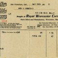old invoice digital download, royal worcester corset co, Victorian corset paper, vintage ephemera free, vintage receipt