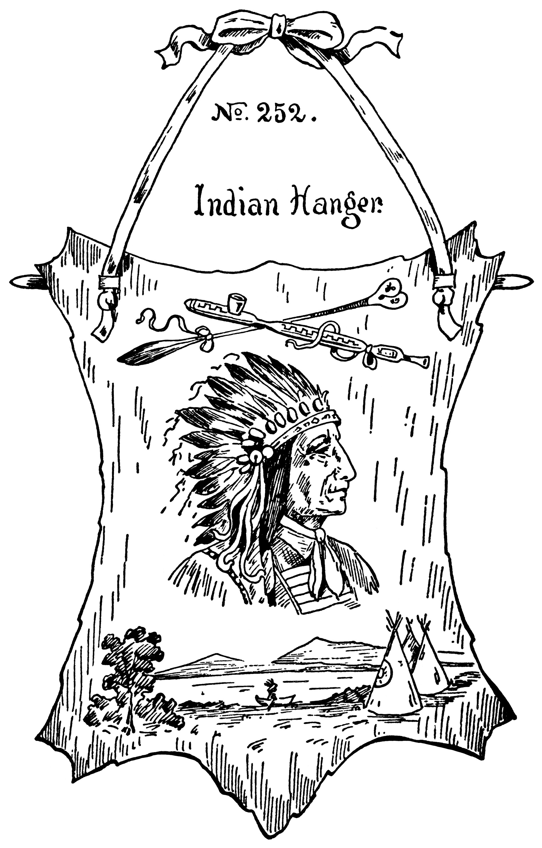 hight resolution of indian chief clip art vintage native american illustration black and white clipart warrior