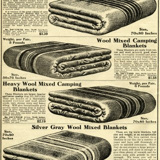 Warm Wool Blankets Clip Art