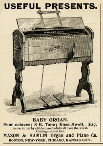 vintage magazine ads, huylers chocolate, vintage advertising clip art, gorham manufacturing co, antique Christmas ad, mason hamlin organ piano co
