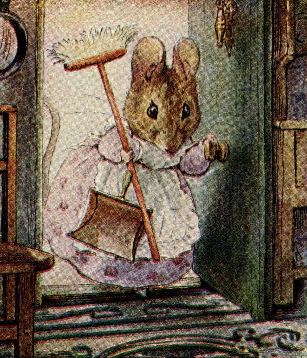 Beatrix Potter Mouse - Design