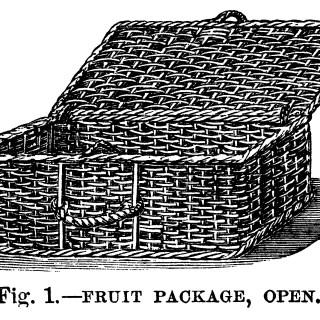 Picnic Basket Clip Art