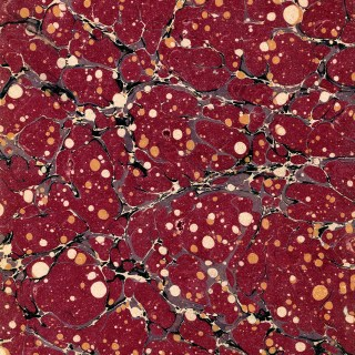 Free Vintage Texture Red Marbled