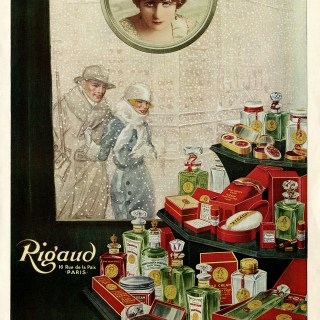 Mary Garden Perfume Ad