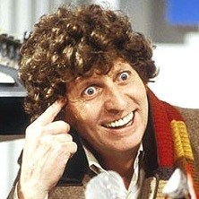 Tom Baker Is Back As The Fourth Doctor