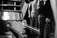 """The newly regenerated Second Doctor in the First Doctor's clothing - """"Power Of The Daleks"""" - 1966."""