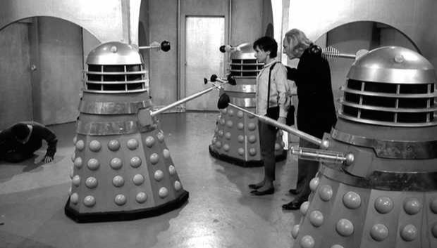 """It was 2nd episode ;""""The Daleks"""" - 1963 which reallly propelled Who into a ratings hit!"""